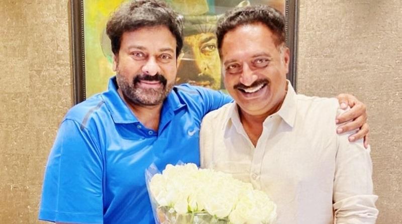 Chiranjeevi supports Prakash Raj