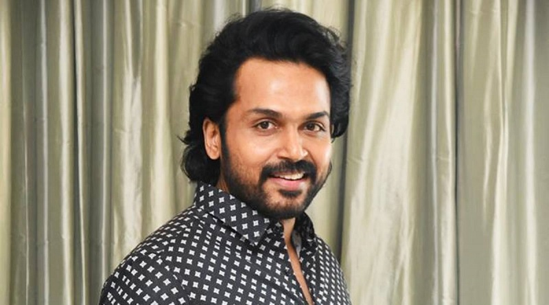 Famous actress paired with Karthik