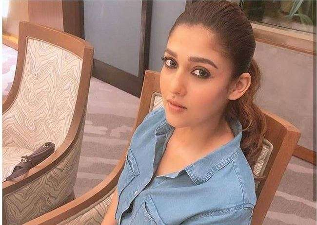 Hat Trick alliance with famous director .... Nayanthara confirmed