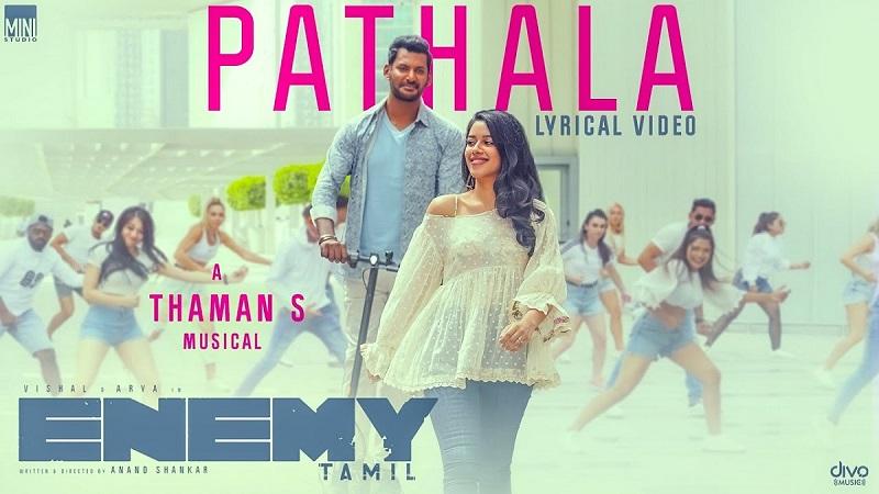 Pathala Lyric Video