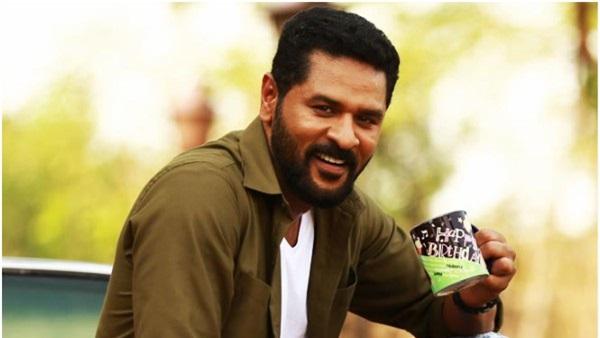 Prabhu Deva starring in the famous song writer