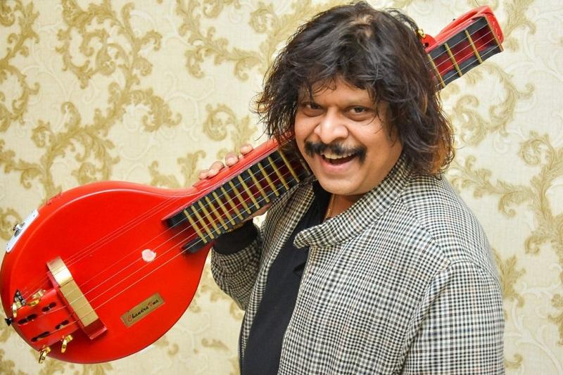 Rajhesh Vaidhya makes his debut as a composer