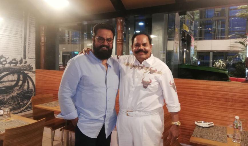 Sarathkumar about the producer