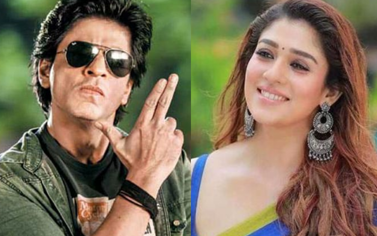 Shah Rukh Khan - Nayanthara is another actress who will be joining the film