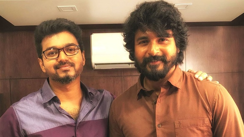 Sivakarthikeyan To Write The Lyrics For Vijay's Beast