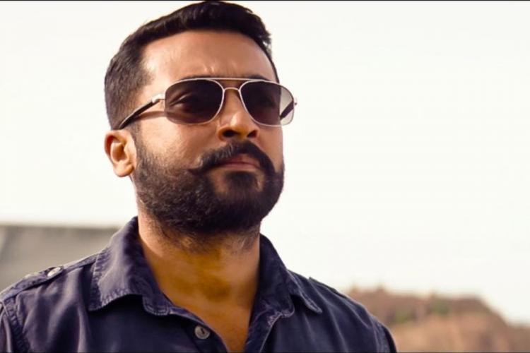 Soorarai Pottru bags Best Actor for Suriya