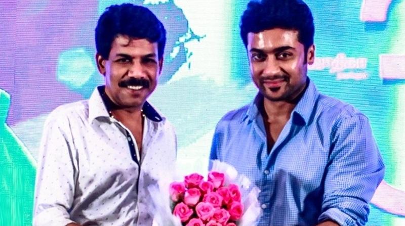 Suriya alliance with director Bala again