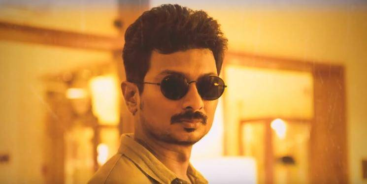 """Udhayanidhi starrer """"PSYCHO"""" nominated for 9 awards"""