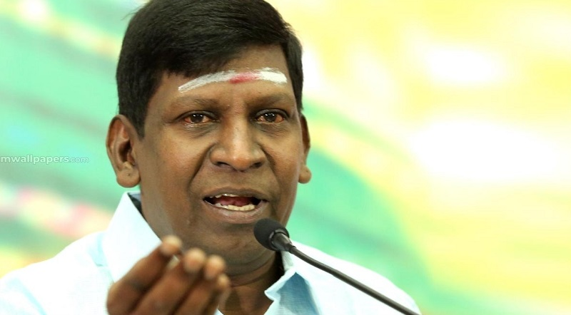 Vadivelu ready to give re-entry as Mass