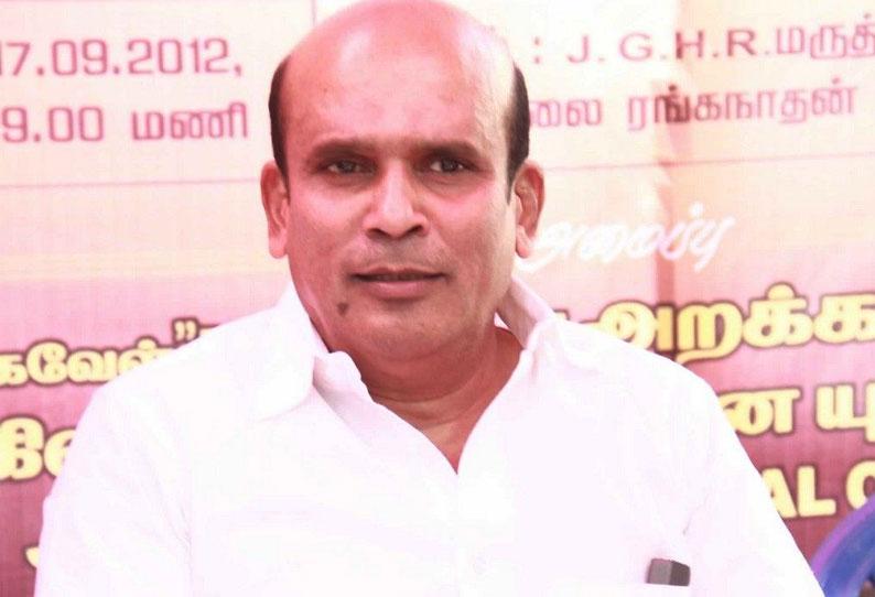 Vagai Chandrasekar appointed as Dance Music and Drama council head