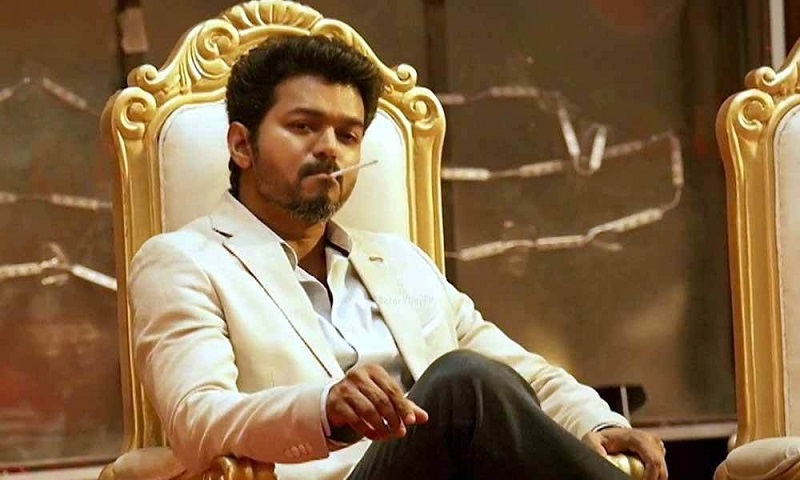 actor Vijay is the highest salary in South India
