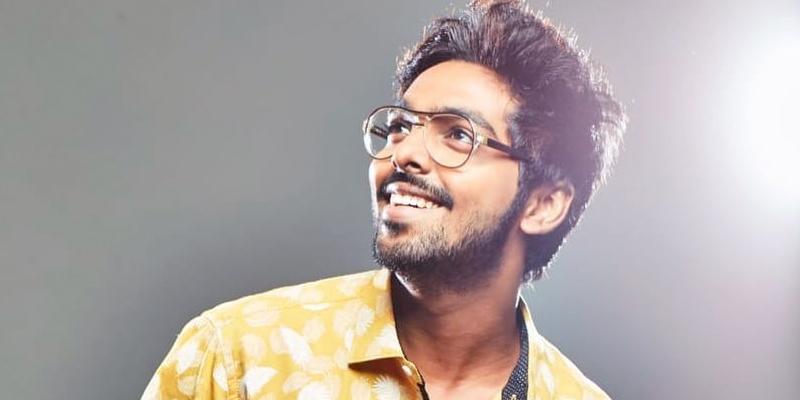 gv prakash sing song for web series