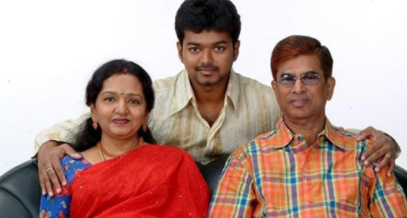 Actor Vijay case 11 people, including father and mother