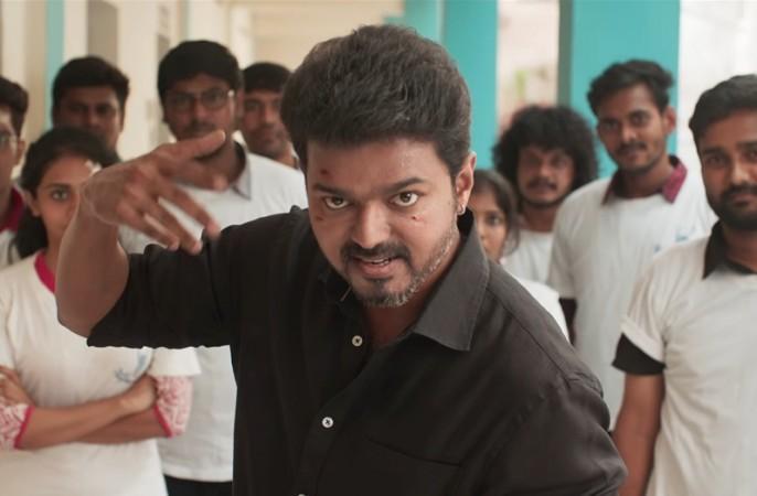 Actor Vijay warns fans