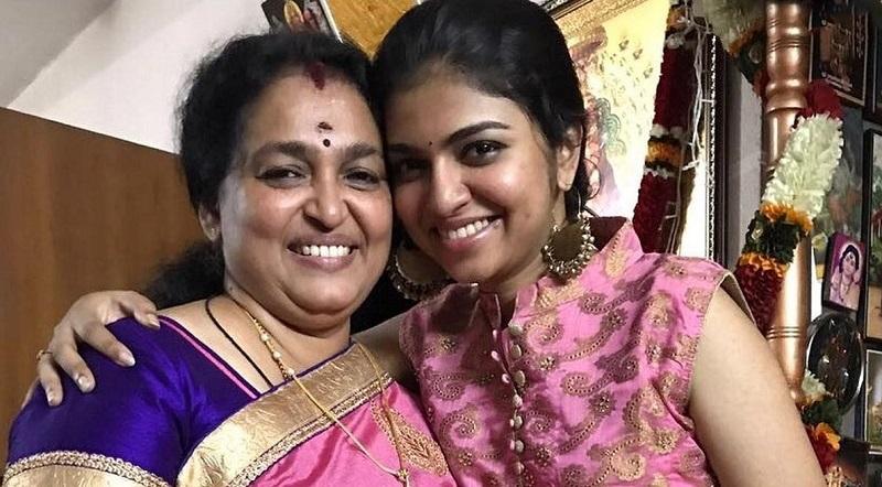 Actress Raveena Ravi's father dies suddenly