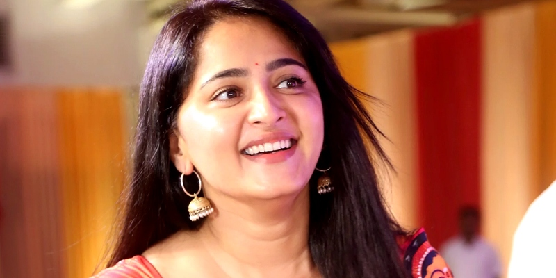 Anushka in Chandramukhi Part 2