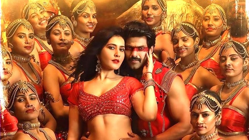Aranmanai 3 to hit the screens on October 14