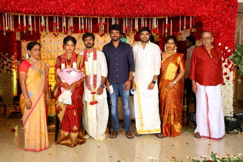 Director Chachi Wedding Photos