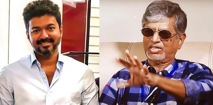 Dissolution of Vijay People's Movement - SA Chandrasekhar