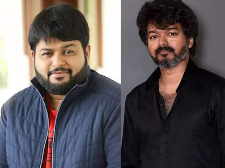 Famous composer joins Vijay for the first time