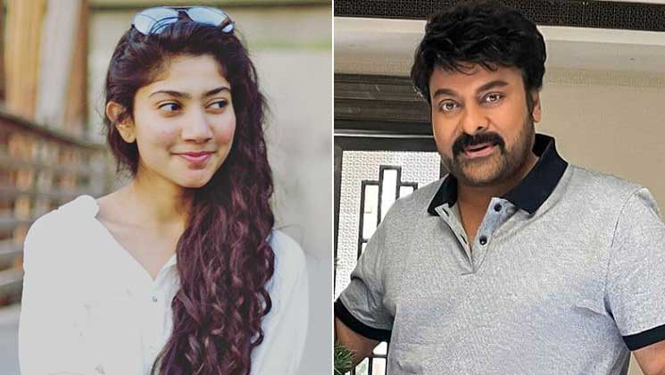 I want to sing a duet with Sai Pallavi .... Chiranjeevi