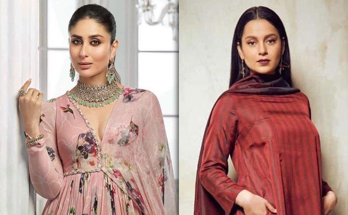 Kangana responds to Kareena in the role of Sita