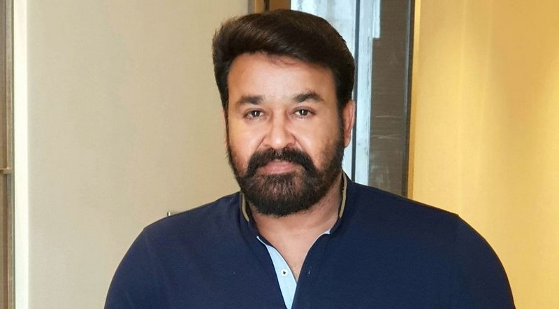 Mohanlal goes to temple ... Staff suspended