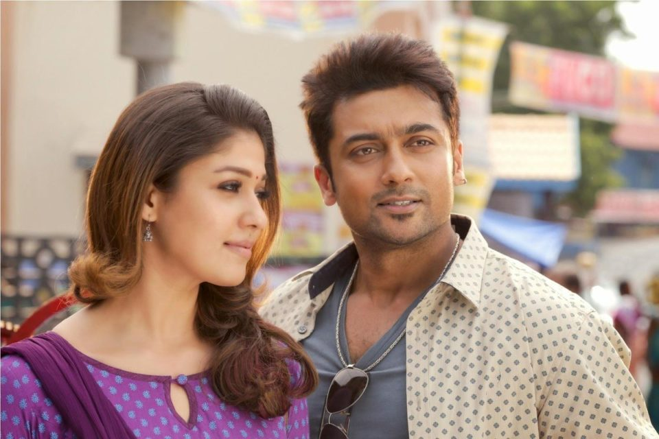 Nayanthara real brother plays the villain in Surya movie