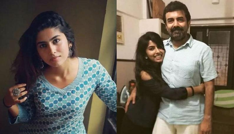 Rajiv Menon Daughter is making her debut as a heroine