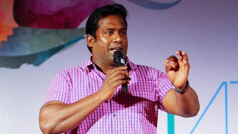 Robo Shankar praises famous actress