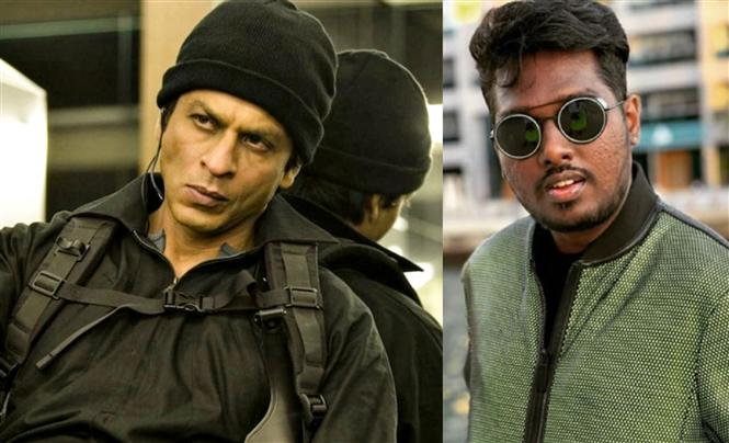 Shah Rukh Khan and Atlee's film titled 'Lion'
