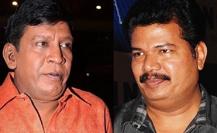 Shankar will no longer lie head over heels - Vadivelu Action