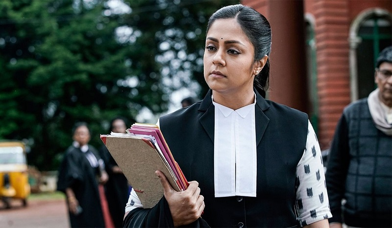 The truth revealed by the movie 'Ponmagal Vandhal' - Jyothika advice to women