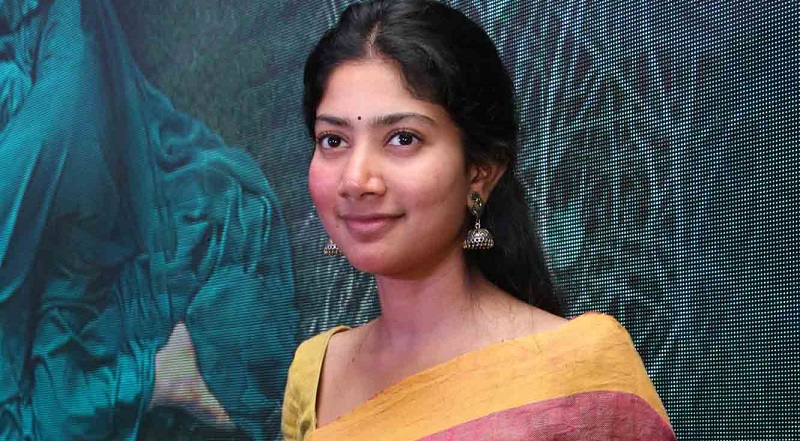 There has been a suicide in my family by NEET selection - Sai Pallavi