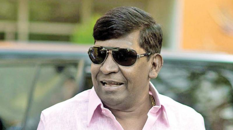 Vadivelu owns Rs 5 crore land reclaimed