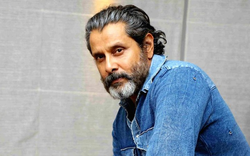 Vikram's son-in-law donated 4 years of hair to cancer patients for the film