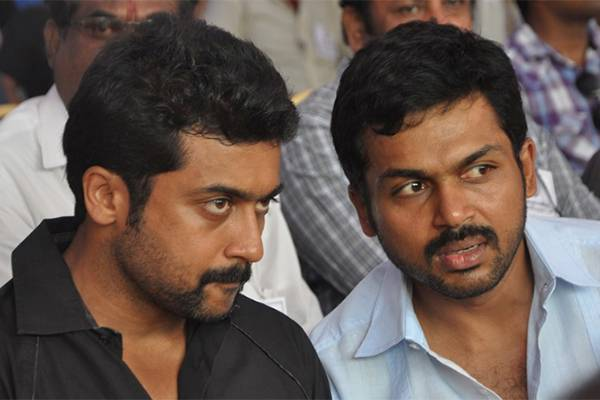 What gave me life was the Singam and Siruthai - the famous producer
