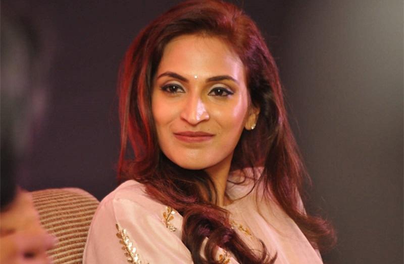 Aishwarya Dhanush giving re-entry