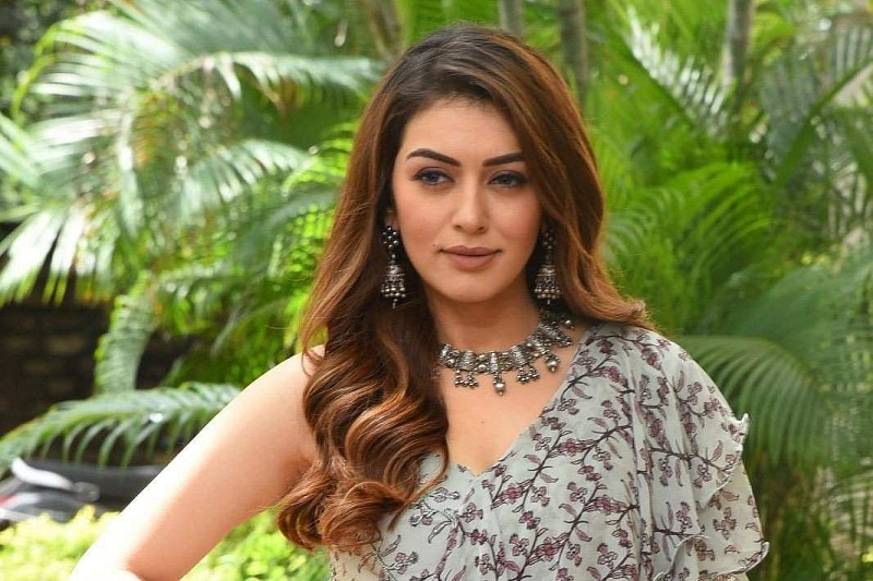 Hansika become 'Rowdy Baby'