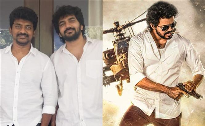 Is it true that working on the film 'Beast' - kavin's explanation