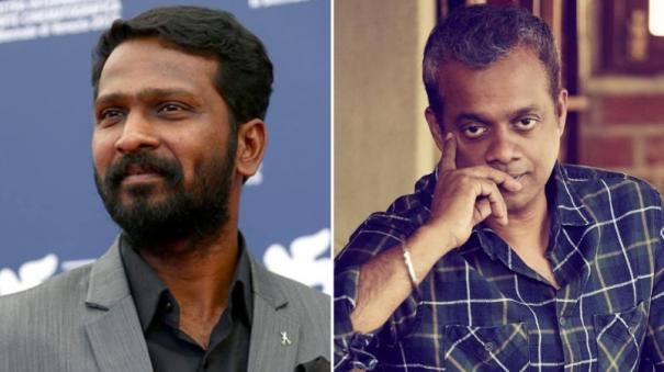 Is there such a role for Gautham Menon in 'Viduthalai'