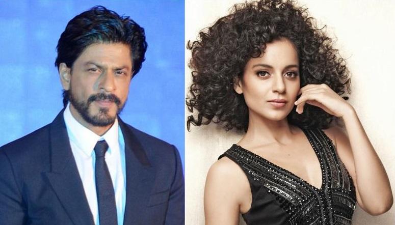 Kangana Ranaut indirectly slammed Shah Rukh Khan