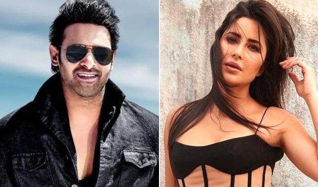 Prabhas and Katrina Kaif Joining Together for Next