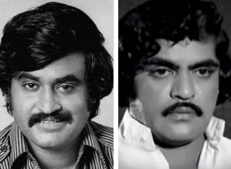 Rajini condolences Actor Srikanth