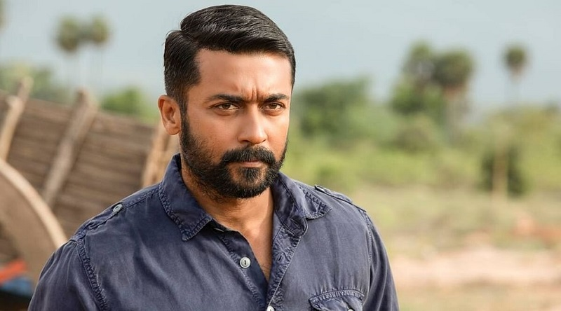 Suriya film in story theft controversy