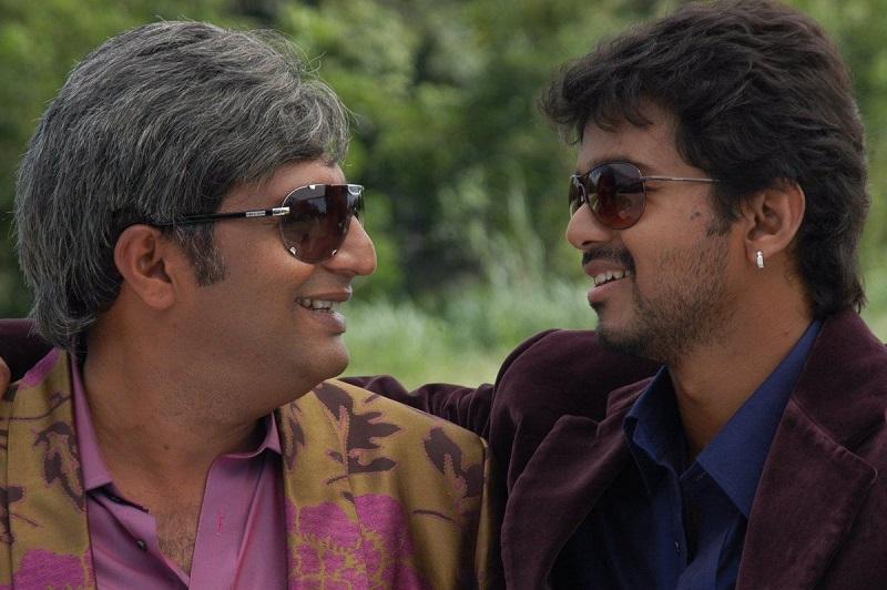 vijay and prakash raj