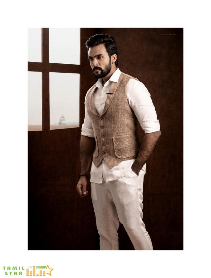 Actor Arav Latest Photo Shoot (2)