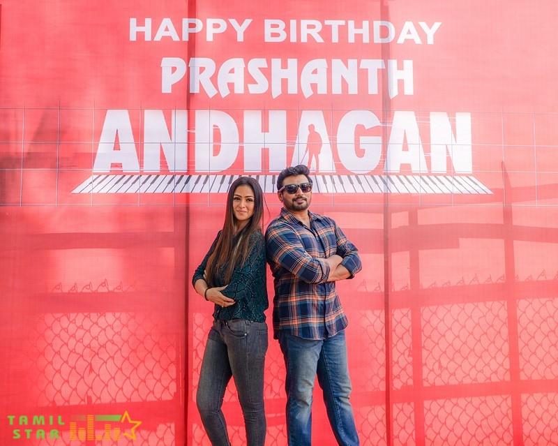 Actor Prashanth Birthday Celebration Stills (15)