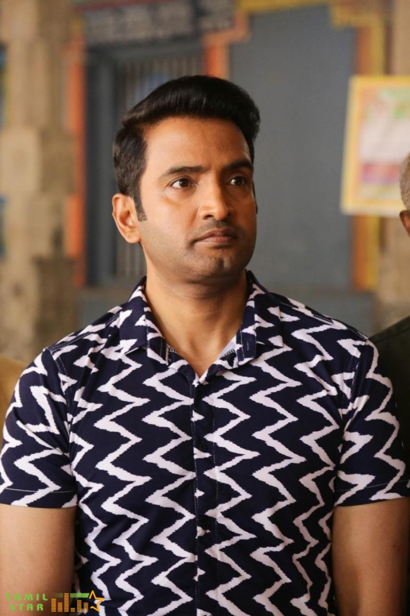 Actor Santhanam Next Movie Pooja Stills (11)