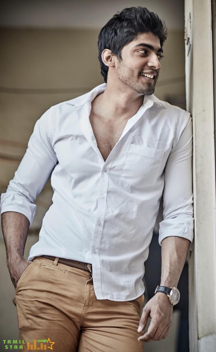 Actor Tharshan Stills (2)